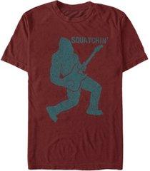fifth sun men's bigfoot rocks short sleeve crew t-shirt
