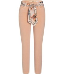 cambio paris cropped jeans