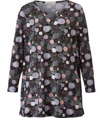 tunika janet & joyce svart::grå::rosa