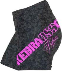 shorts compressão kebraossos camuflado