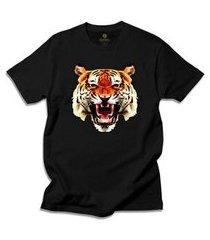 camiseta cool tees tigre china town masculina