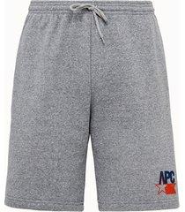 a.p.c. shorts laertes in cotone