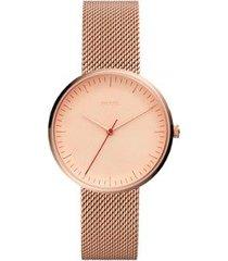 relógio fossil the essencialist feminino