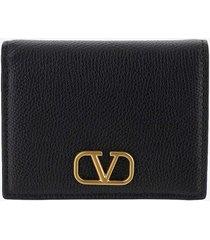 valentino designer wallets, black wallet
