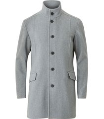 rock slhmorrison wool coat