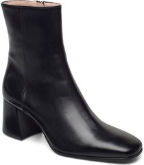 sybella shoes boots ankle boots ankle boot - heel svart tiger of sweden