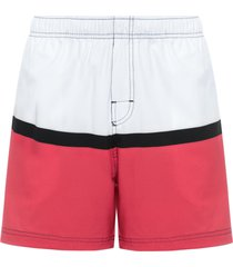 short masculino riva beach - off white