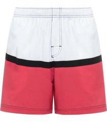 short masculino riva beach - off white