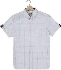 camisa blanco americanino