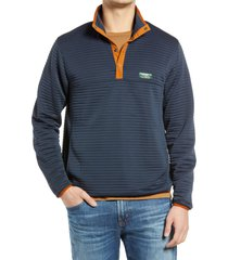 men's l.l. bean men's airlight knit pullover, size x-large - blue