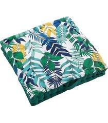 poduszka siedzisko na podłogę leaves 60x60 cm