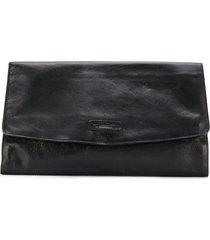 i santi vintage 1970's clutch bag - black