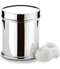 porta algodão inox 3055/100 - brinox - brinox