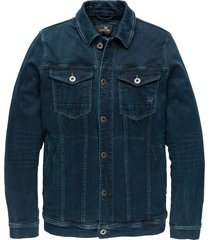 indigo weft denim jacket deep indi deep indigo was