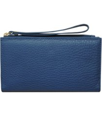 buxton women's wristlet leather wallet