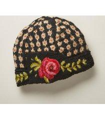 heirloom roses hat