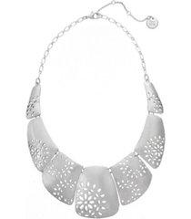 the sak filigree collar necklace