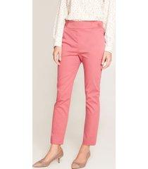 pantalón detalle pretina rosado 16