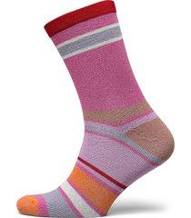 rosella dalea sock lingerie hosiery socks multi/mönstrad becksöndergaard