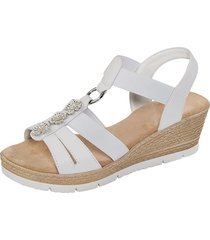 sandaletter julietta vit