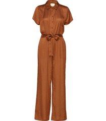 millie jumpsuit jumpsuit brun lollys laundry
