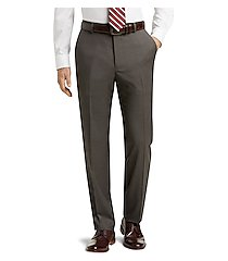 travel tech slim fit flat front pants clearance by jos. a. bank