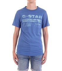 t-shirt korte mouw g-star raw d17105-336
