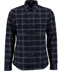 denham stevig zacht flannelachtig overhemd