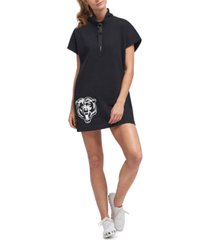 dkny women's chicago bears donna dress