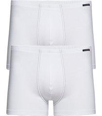 shorts boxerkalsonger vit schiesser