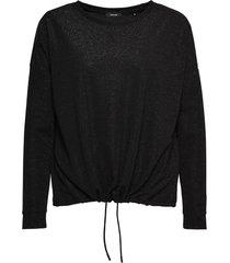 opus boxy shirt silkina glitter