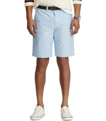 polo ralph lauren men's relaxed fit oxford shorts