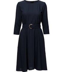 2nd june jurk knielengte blauw 2ndday