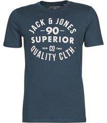 t-shirt korte mouw jack jones jjejeans