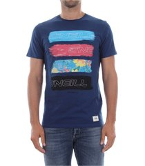 o'neill 8a2359 photo filler t shirt and tank men blue