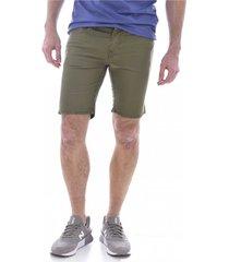 bermuda slim stretch shorts