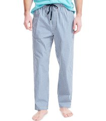 nautica men's gingham pajama pants