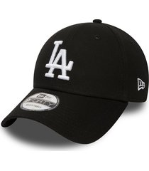 gorra new era la dodgers essential 9forty - negro