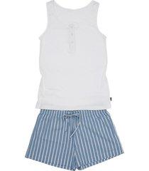 pyjamas women's organic cotton pajama set