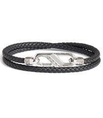 men's john hardy men's classic chain double-wrap bracelet
