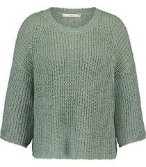 aaiko sweatshirt thalia groen