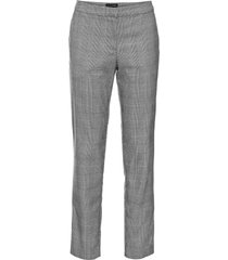 pantaloni eleganti a quadri (nero) - bodyflirt