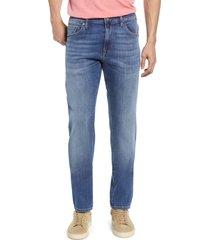 mavi jeans jake slim fit jeans, size 35 x 30 in mid foggy williamsburg at nordstrom