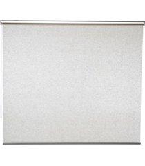 persiana em poliéster linen 160x160cm bege