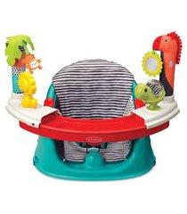 assento/cadeira infantil infantino multifuncional 3 em 1