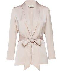 day jacket blazer colbert roze by malina
