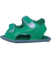 sandalia verde piojito