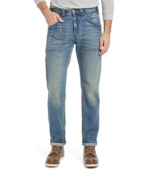 lee regular straight leg utility jeans, size 42 x 32 in keaton at nordstrom