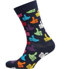 thumbs up sock underwear socks regular socks multi/mönstrad happy socks