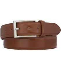 cinturón marrón briganti hombre lisala